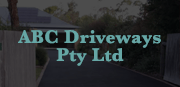 ABC Driveways Pty Ltd
